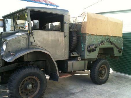 Ex Military Truck 1942 Chevrolet Blitz C15a 4x4 Full Rebuild In