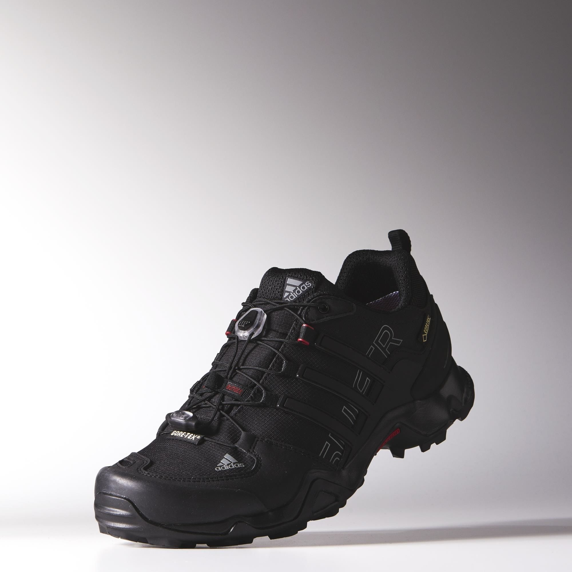 ad9bc2b56 adidas Terrex Swift R GTX Shoes - Black