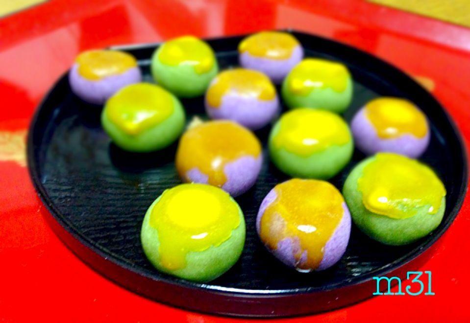 ろっし m3l's dish photo オリジナル和菓子 つぼ庵   http://snapdish.co #SnapDish #レシピ #和菓子 #七夕 #抹茶の日(2月6日) #和菓子の日(6月16日) #簡単料理