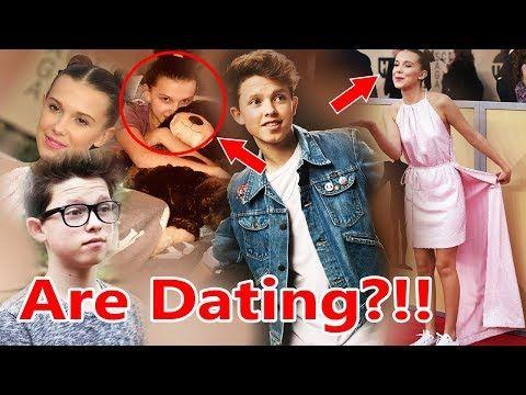 Millie Bobby Brown And Jacob Sartorius Dating Confir