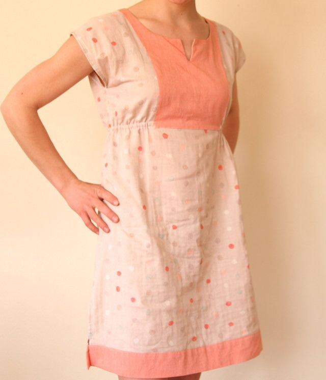 Bianca Sewing Pattern is Here