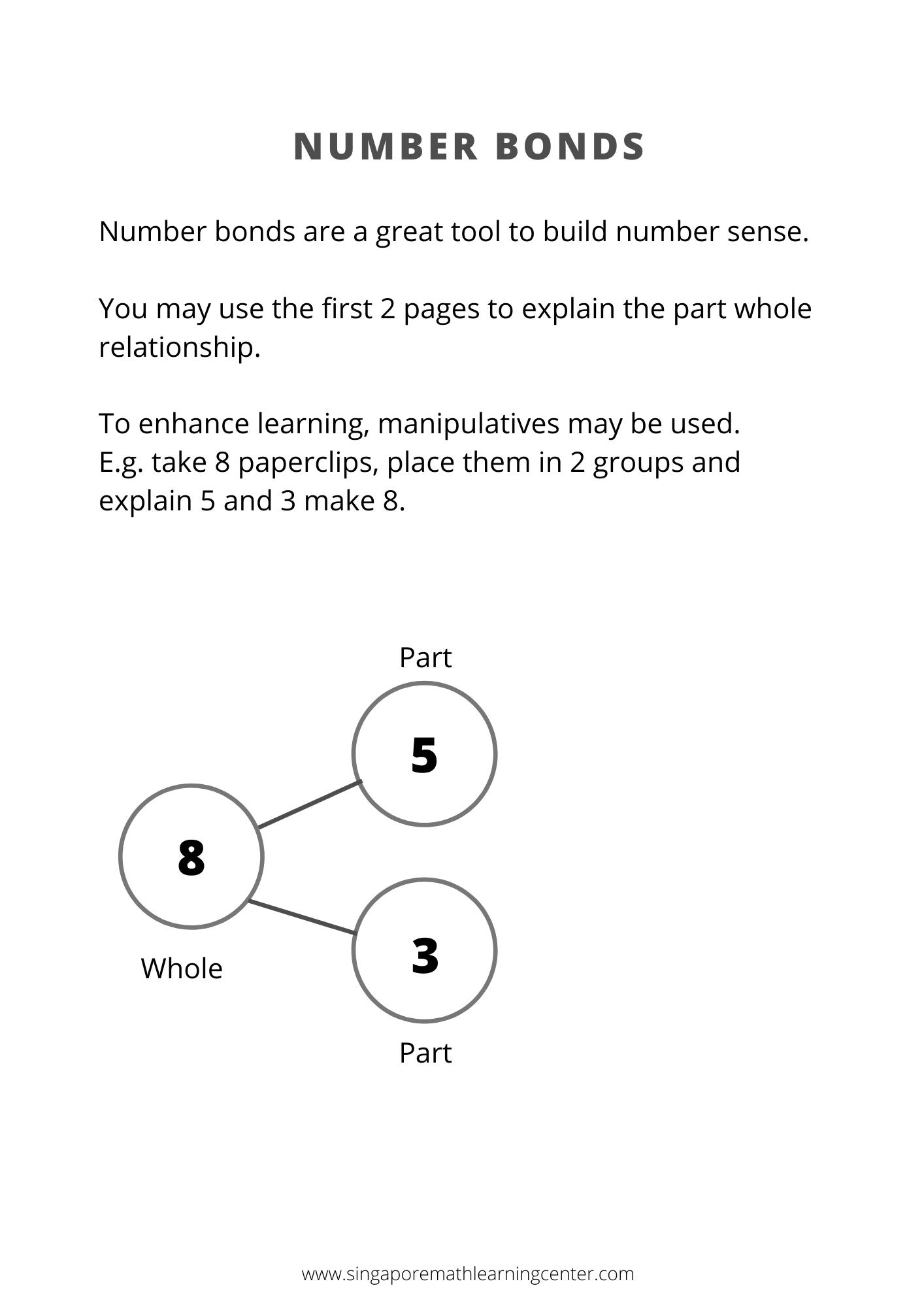 Pin On Singapore Math Worksheets