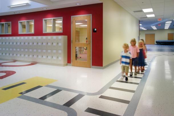 Shawnee Okla Early Childhood Center Interior Design