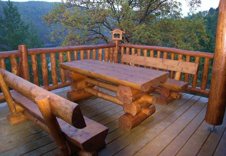 Outdoor Log Furniture Ideas | The Best Wood Furniture - Outdoor Log Furniture Ideas In 2018 Woodworking & Projects