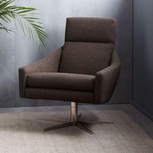 Austin Swivel Armchair | interior. | Swivel recliner ...