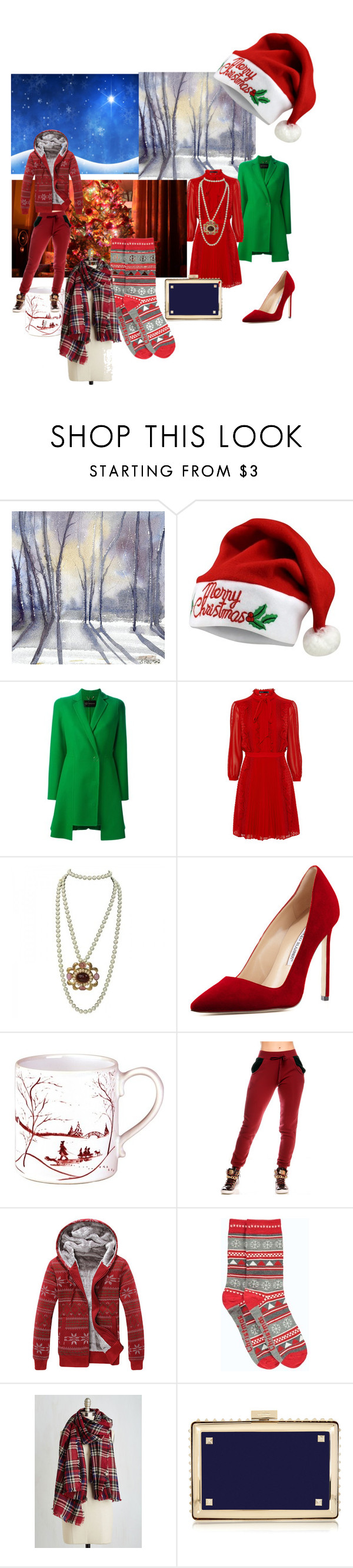 I\'ll be home for Christmas!! (Will you?) | Manolo blahnik