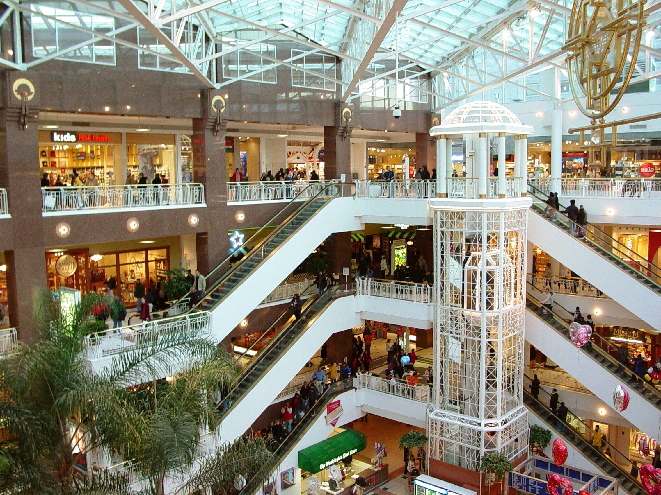 Mall Of America Mall Shopping Malls