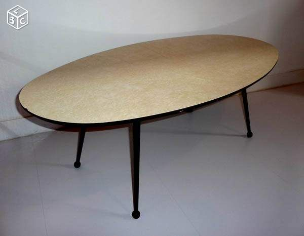 Grande Table Basse En Formica Planche De Surf Ameublement Rhone Leboncoin Fr Table Basse Vintage Table Basse Grande Table Basse
