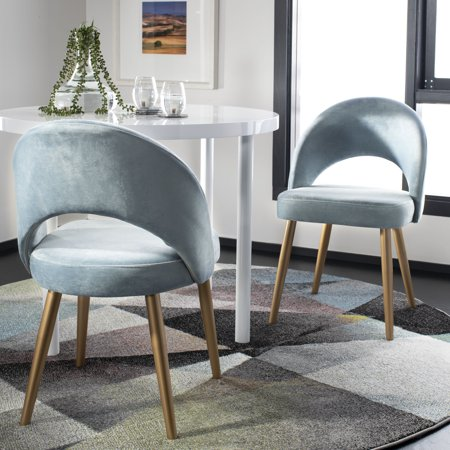 Home Retro Dining Chairs Contemporary Side Chair Dining Chairs