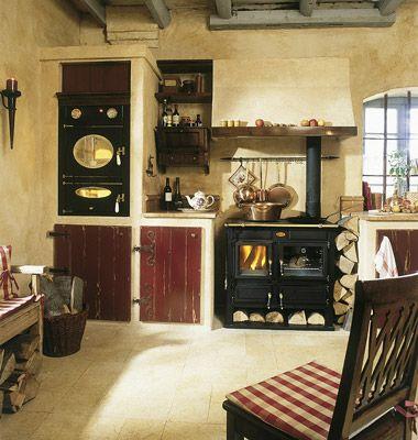 Englische öfen stoves maidstone landhausküche handgebaute englische