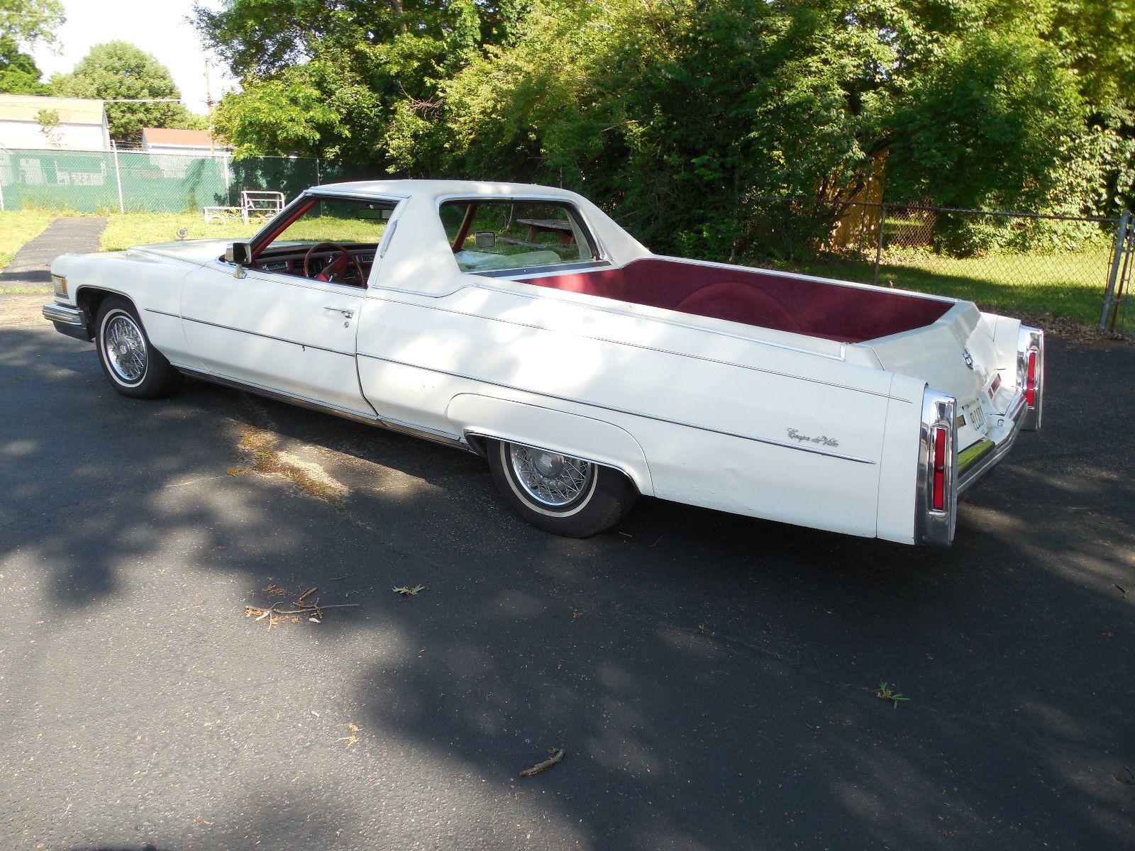 Cadillac deville base coupe 2 door