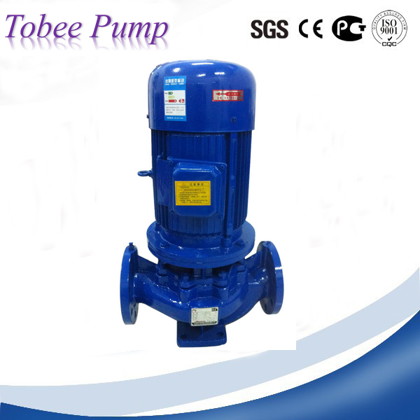 TSG Inline Centrifugal Pumps for conveying water or other