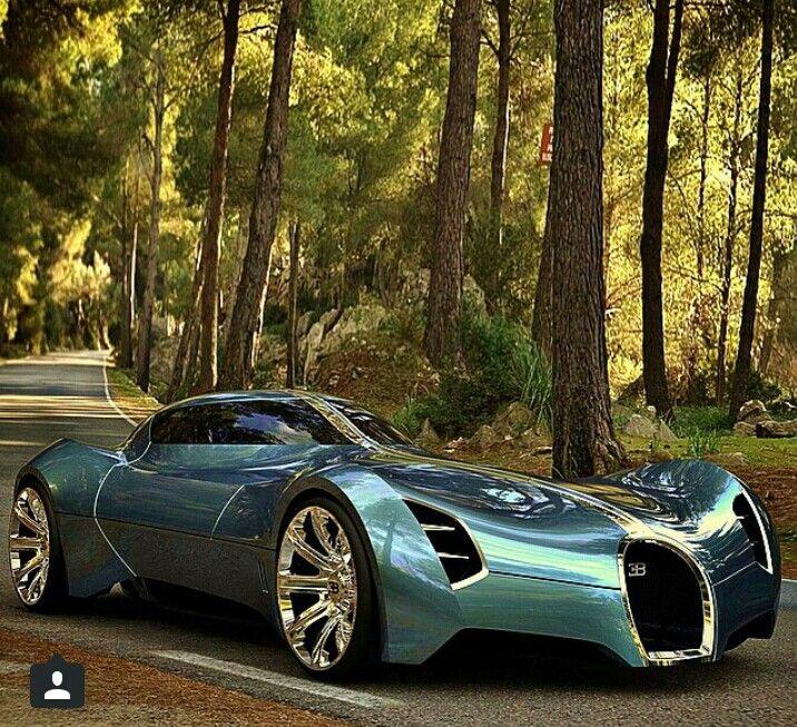 Bugati Car Wallpaper: Bugatti Aolithe Concept We Believe It Comes From The Futur