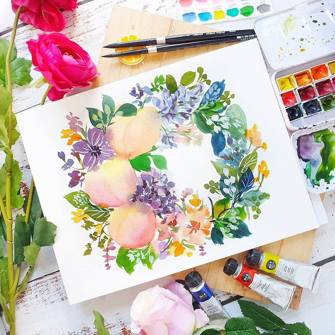 Art Philosophy Watercolor Tubes Art Watercolor Everyday Art