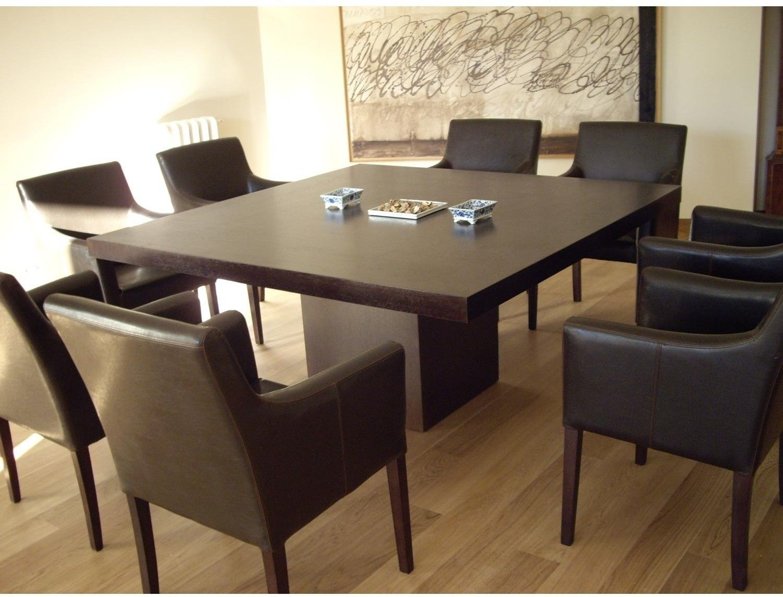 Mesas De Salon Blog De Delumu Com Muebles De Comedor Modernos Mesas De Comedor Cuadradas Mesas Cuadradas De Madera