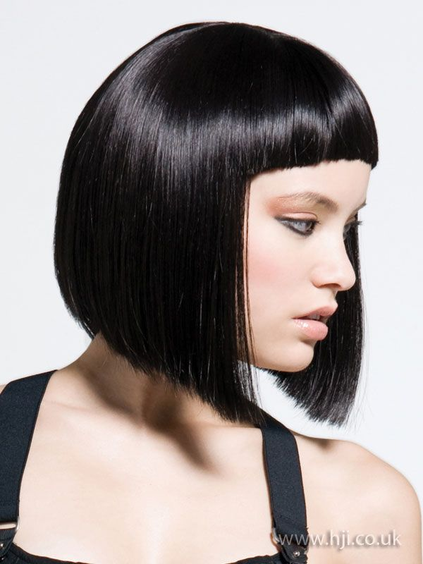 2008 Black Bob Hairstyle Hairstyle Gallery Bob Hairstyles Black Bob Hairstyles Hair Styles