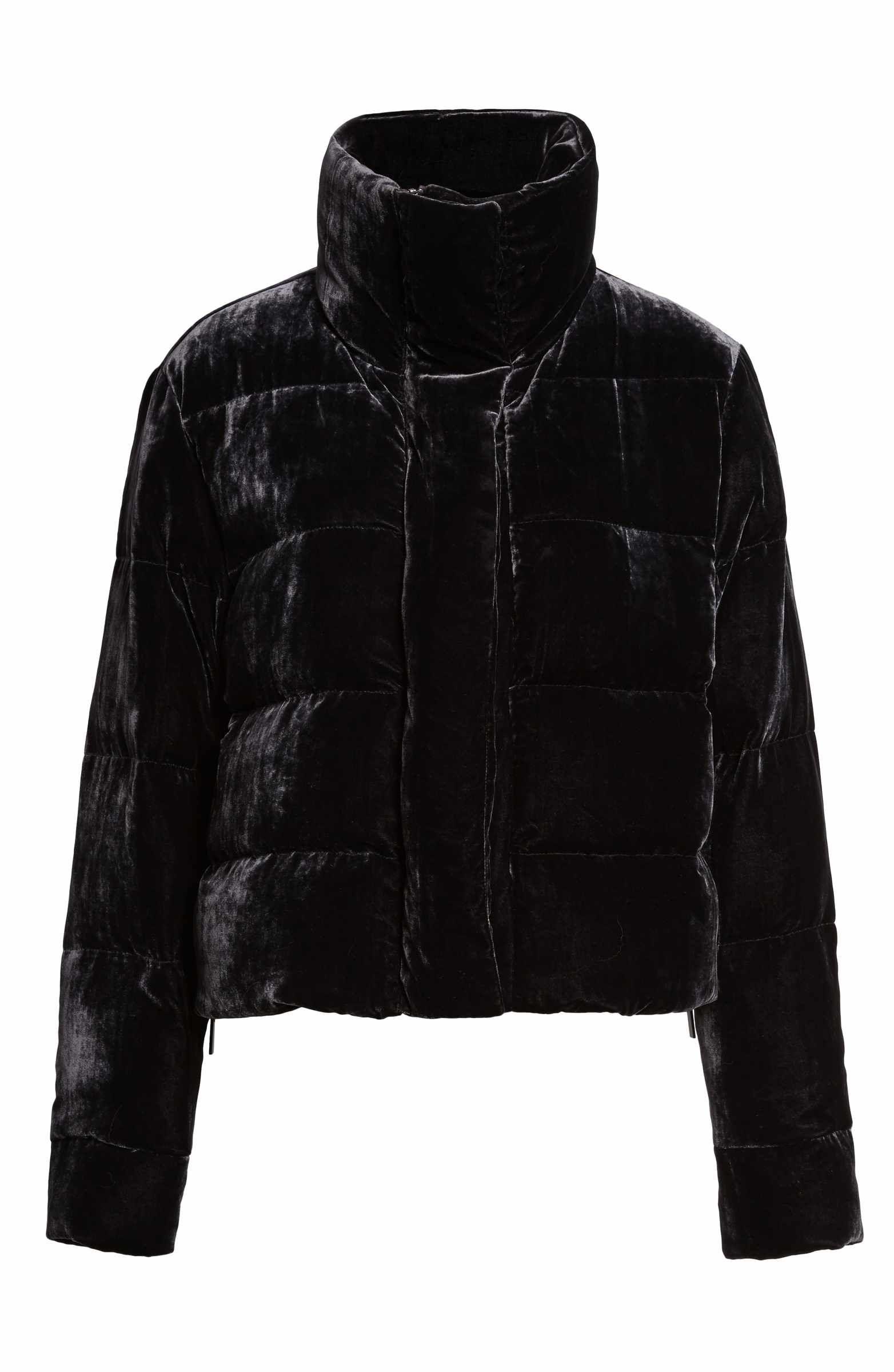 Lewit Velvet Puffer Jacket Nordstrom Jackets Puffer Jackets Puffer [ 2400 x 1564 Pixel ]