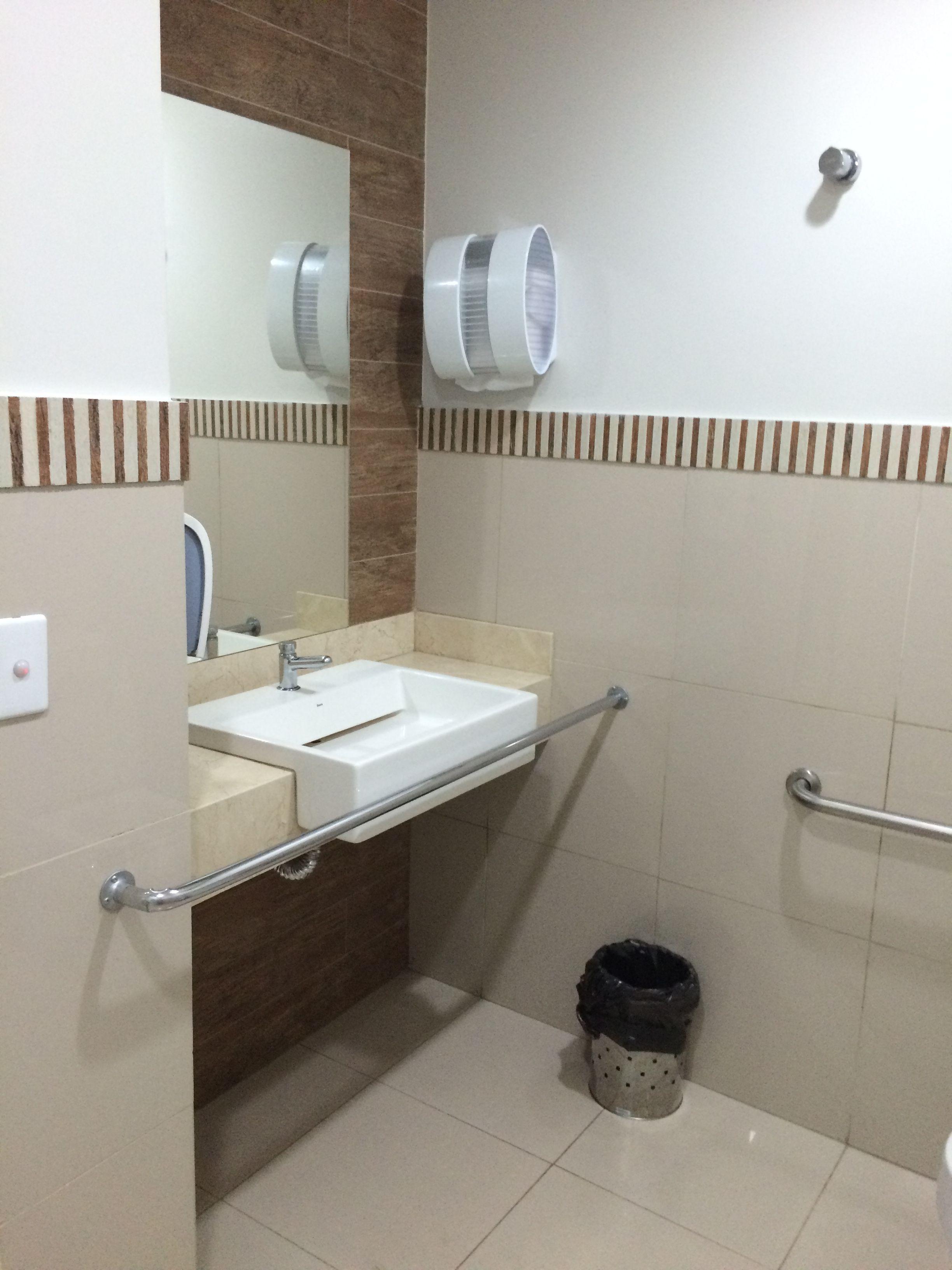 Resultado De Imagem Para Banheiro Meia Parede Azulejo Box Banheiro  -> Meia Parede Entre Sala E Cozinha