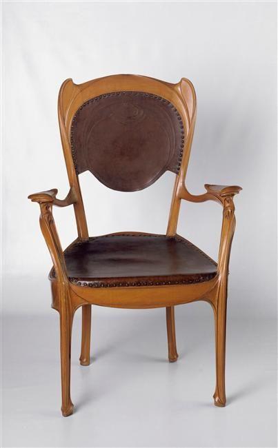 hector guimard fauteuil images d art hector guimard pinterest art menuiserie et art. Black Bedroom Furniture Sets. Home Design Ideas