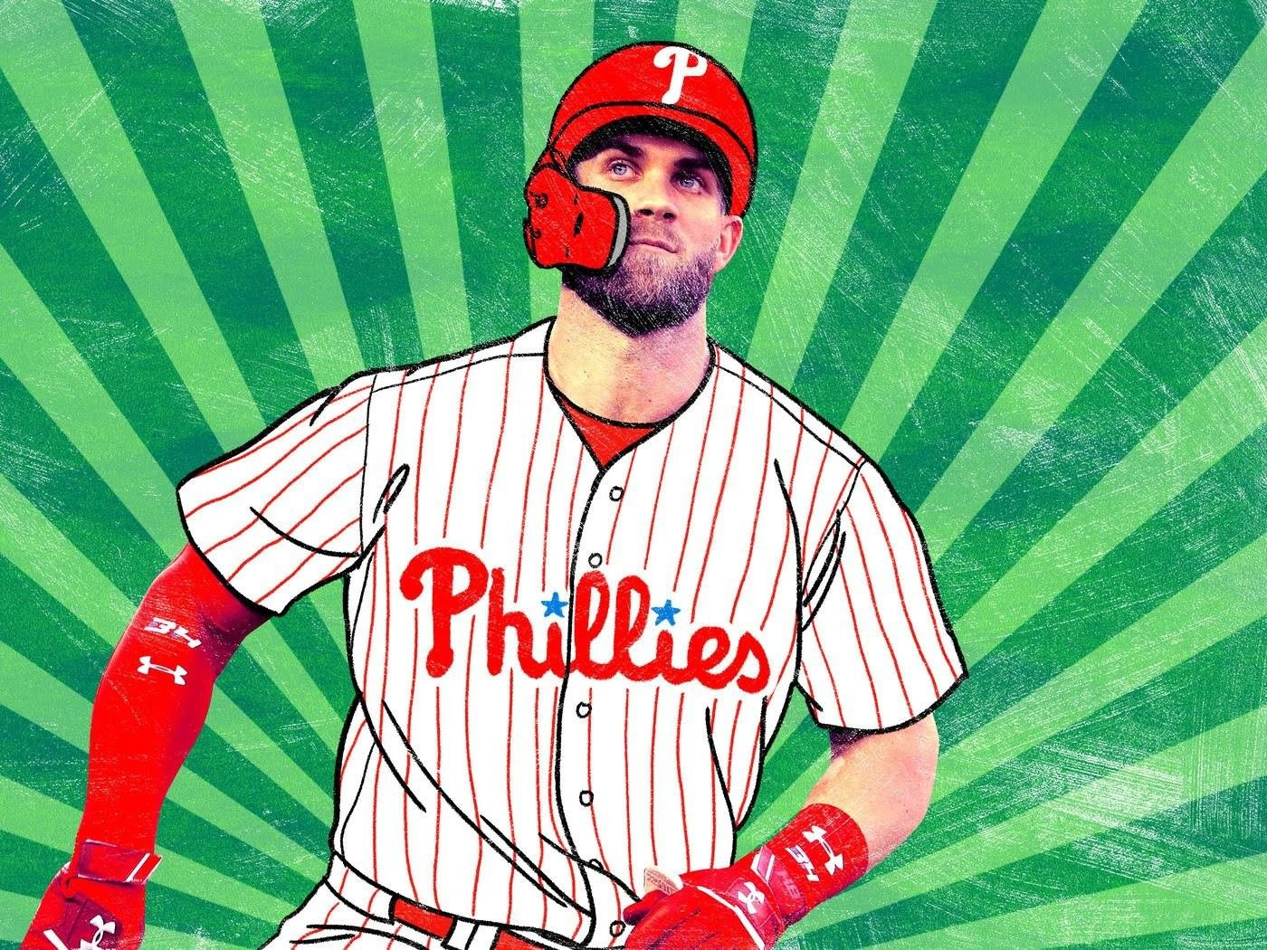 Pin By Sharon Snyder On Brice Harper Philly Phillies Baseball Phillies Philadelphia Phillies