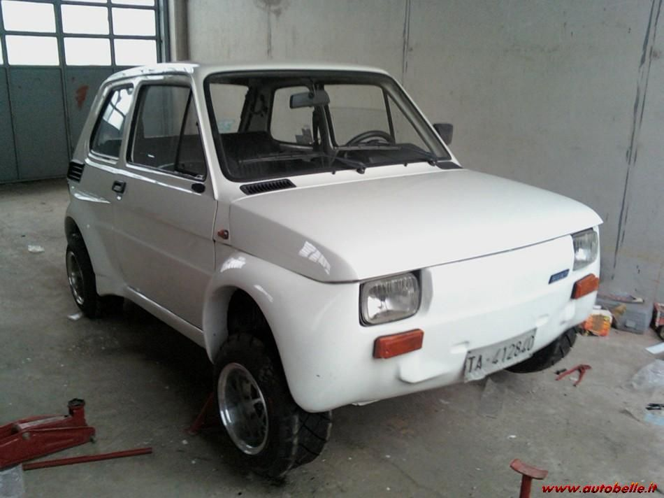 fiat 126 with custom tuning cars and pets i want. Black Bedroom Furniture Sets. Home Design Ideas