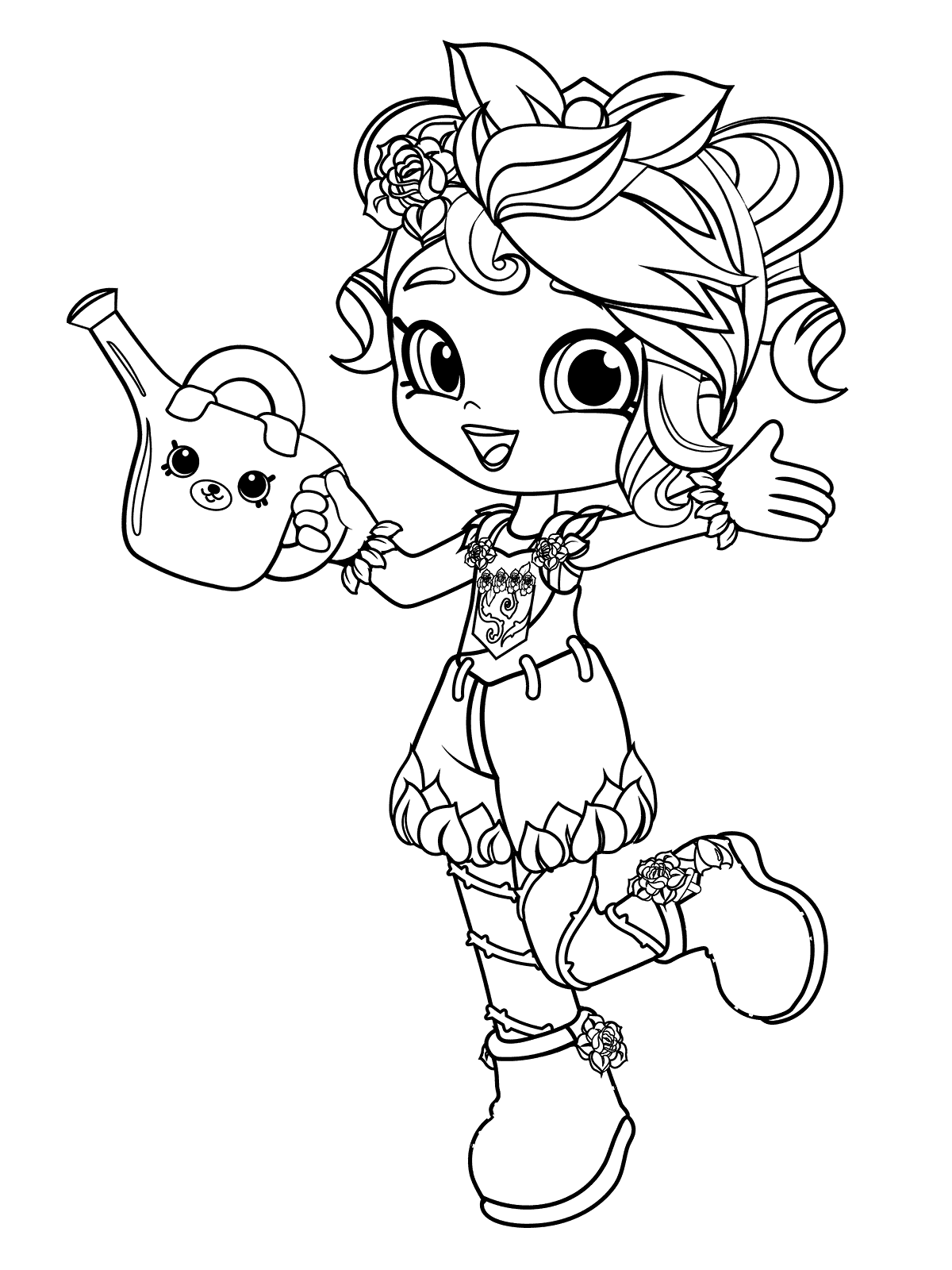Coloring Rocks Shopkins Colouring Pages Coloring Pages For Girls Shopkins And Shoppies