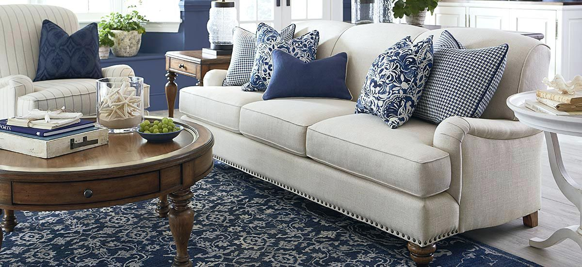 Best Sofa For Tall People Couches Living Room Blue Living Room
