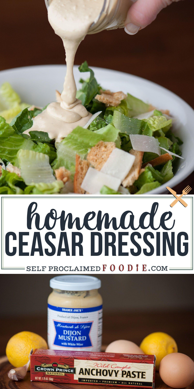 Caesar Salad Recipe Anchovy Paste