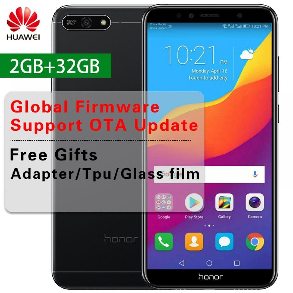 Global Rom Huawei Honor 7a Face Id Dual Sim Huawei