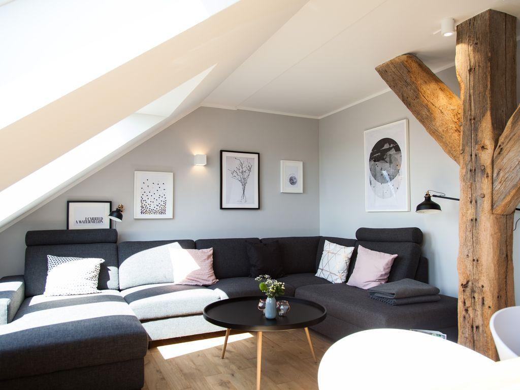 Gulfhof polder72 | Wohnung 7 in Dornum: 3 Schlafzimmer, für bis zu 6 ...