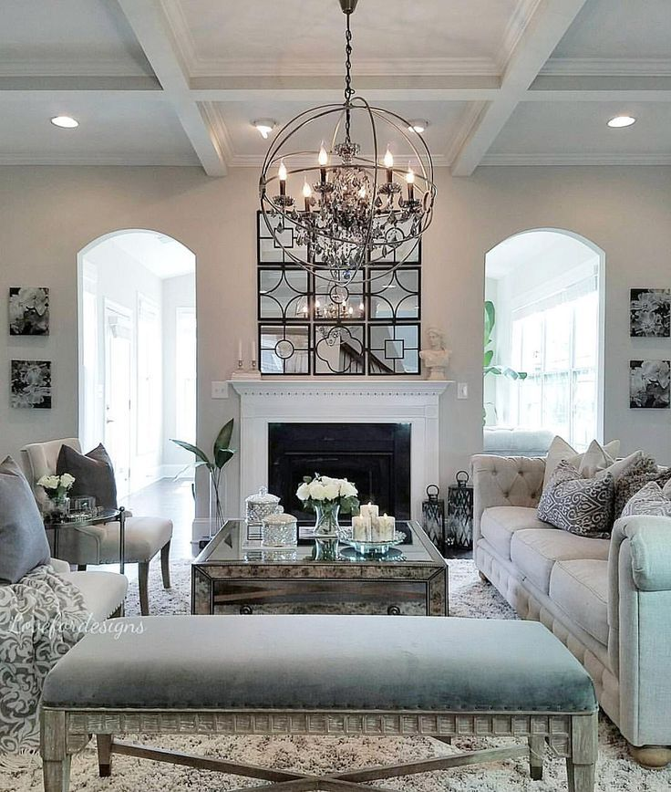 38 Elegant Living Rooms That Are Brilliantly Designed: Interior Design & Home Decor