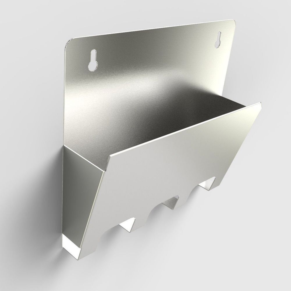 Wall Mounted Document Holder Metal Filing Cabinet Document
