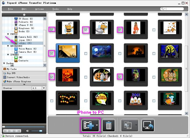 How to Copy iPhone Picture to PC & Transfer Images from PC