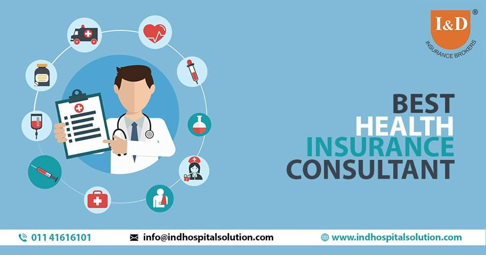 I D Health Insurance Consultant Provides Health Insurance Which Is