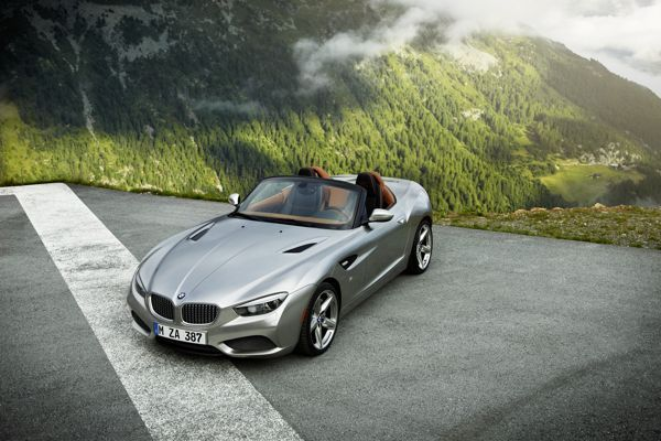 BMW Zagato Roadster Concept Revealed | Summer Convertibles ...