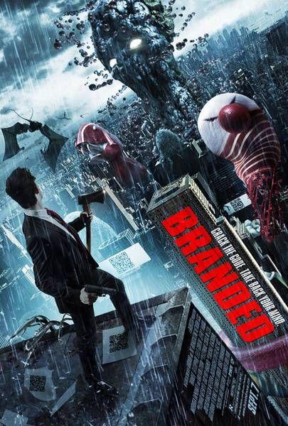 Ver Branded 2012 Online Descargar Hd Gratis Español Latino Subtitulada Branded Movie Free Movies Online Movies Online