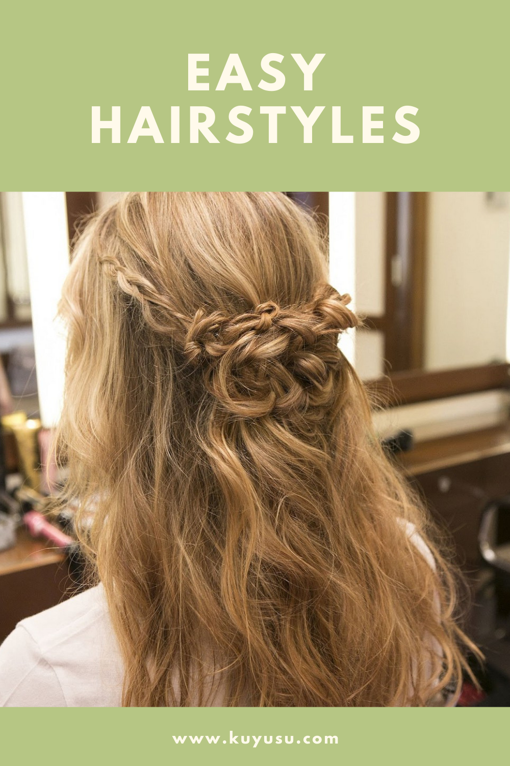 Easy To Do Hairstyles In 2020 Easy Hairstyles Easy To Do Hairstyles Hair Styles