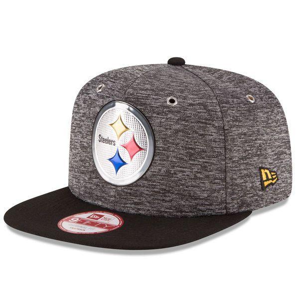 f4a23b2a2e2 NFL Pittsburgh Steelers New Era 2016 NFL Draft Original Fit 9FIFTY Snapback  Adjustable Hat