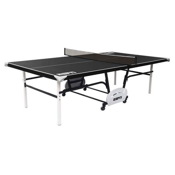 Medal Sports Espn 2 Piece Table Tennis Game From Blain S Farm And Fleet Table Tennis Game Table Tennis Ping Pong Table