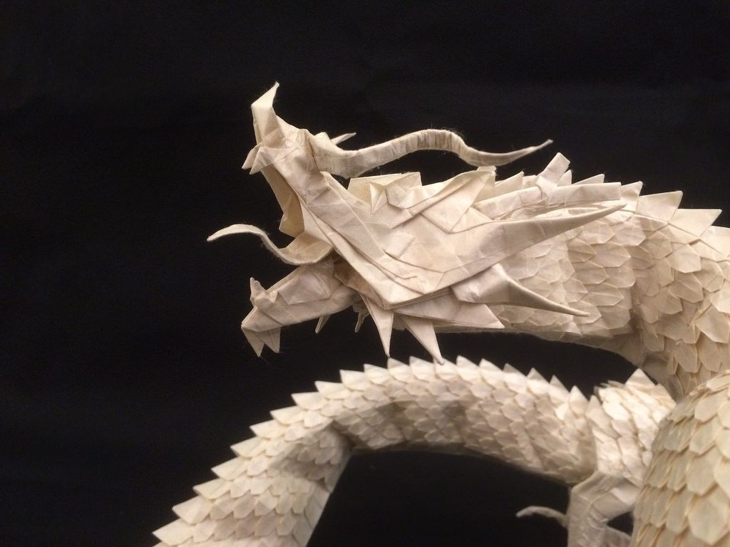 Ryujin 3 5 Head Reupload By Smorig44 Origami Lion