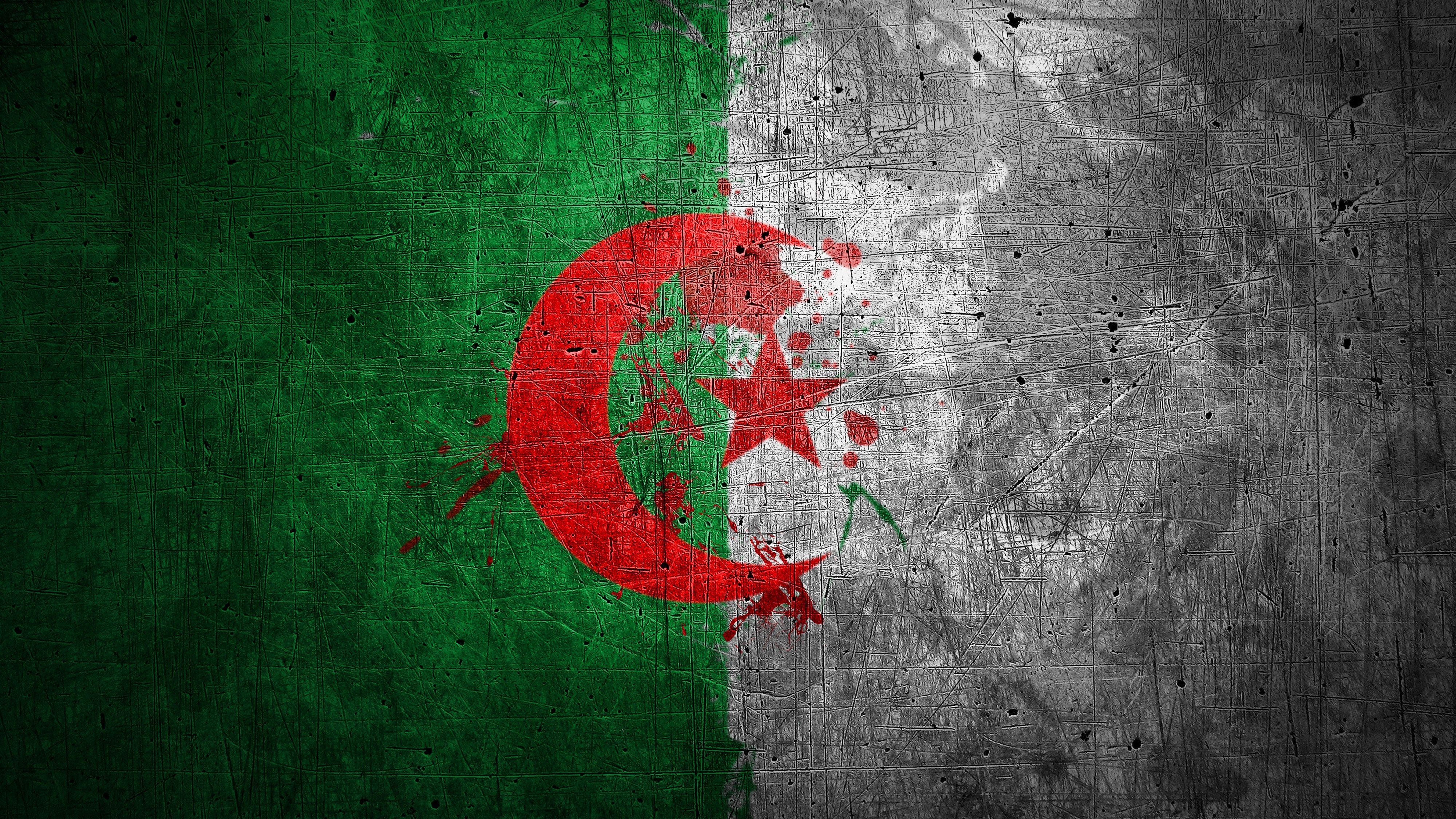 Algeria Flag Wallpaper Algeria Flag Wallpaper Hd Wallpapers 1080p