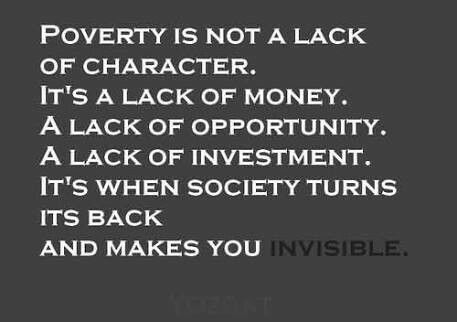 Quotes About Poverty Pinpixi Croï On #eversince ~ Inside Out  Pinterest