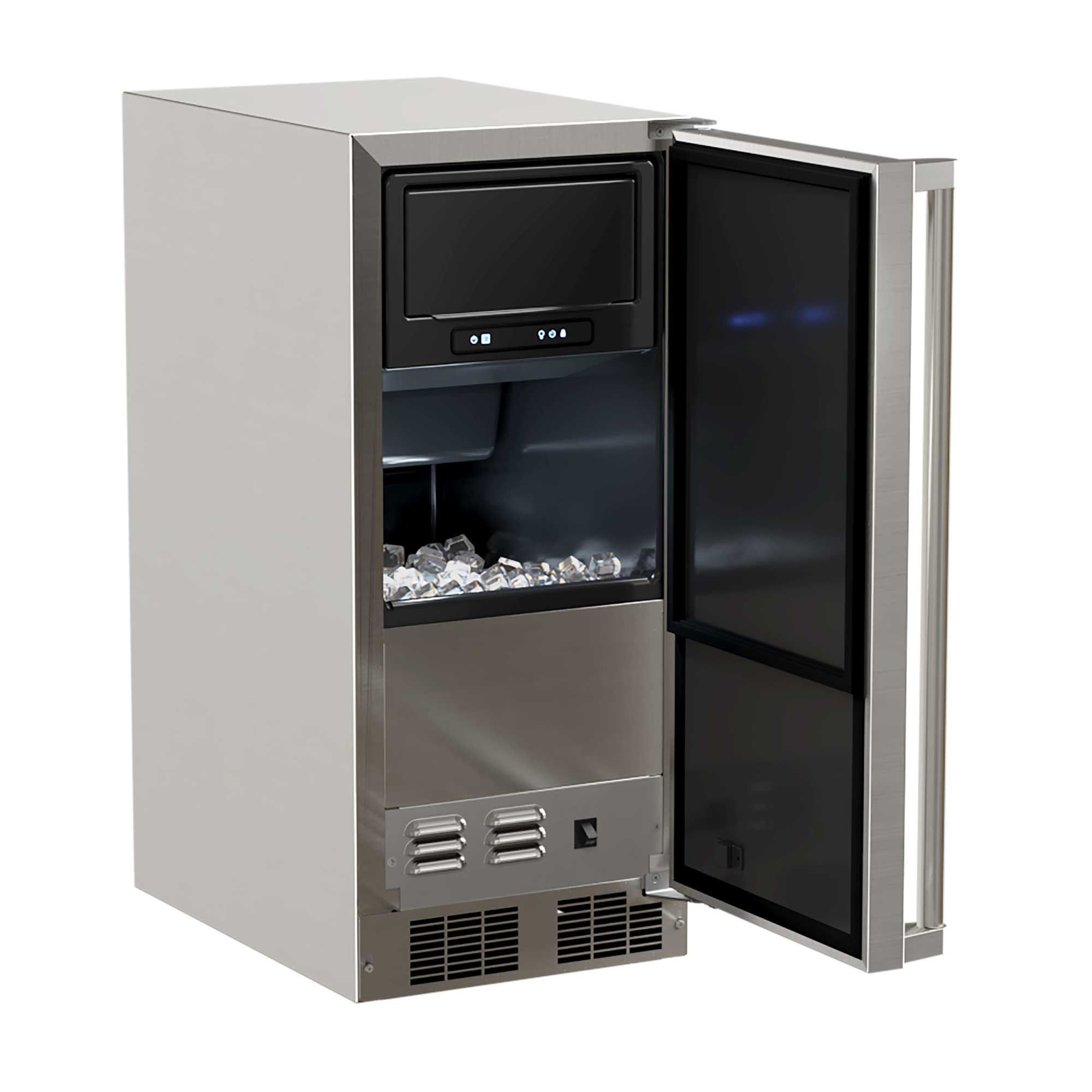 New Products At Marvel Premium Refrigeration Clear Ice Machine Clear Ice Ice Machine