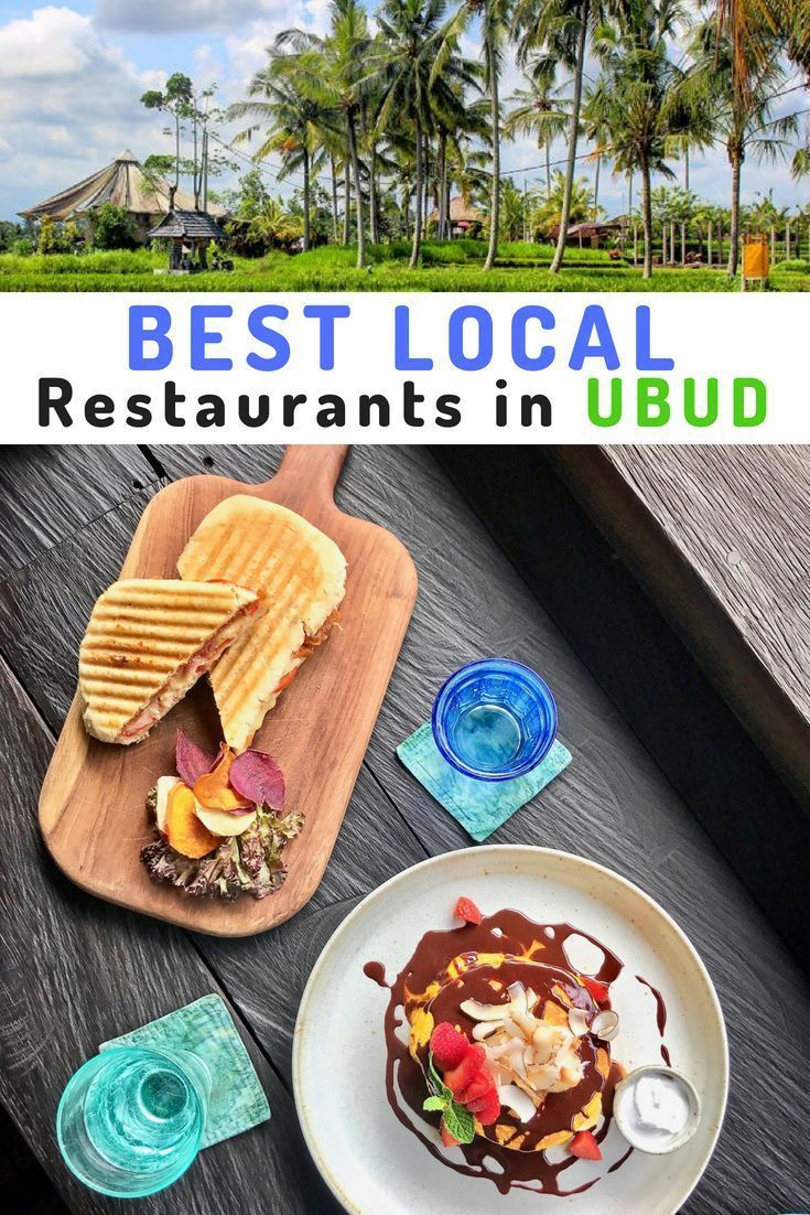 5 local restaurants in ubud you should try foodie travel