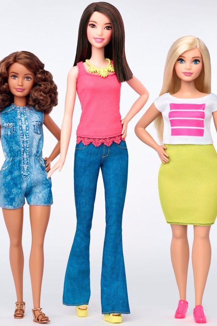 Barbie Cambia La Muneca Tendra Tres Tipos De Cuerpos Nuevos