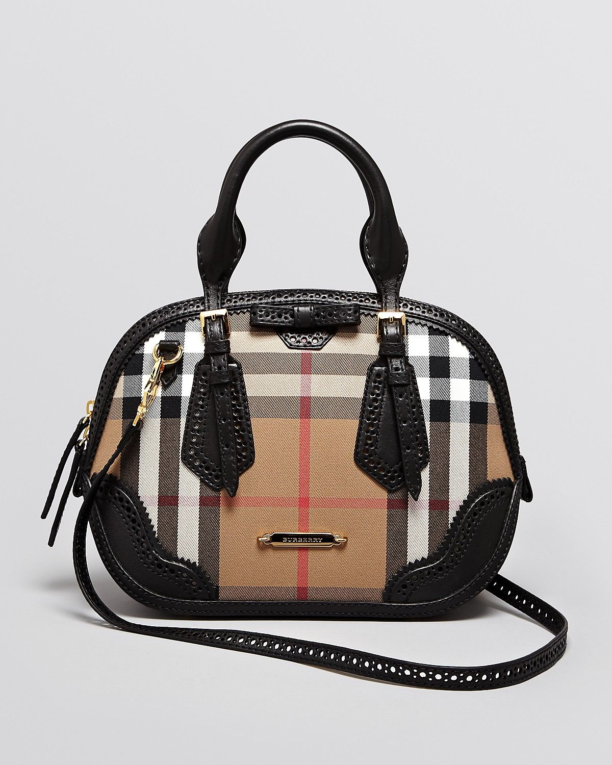 Burberry Small Orchard Satchel