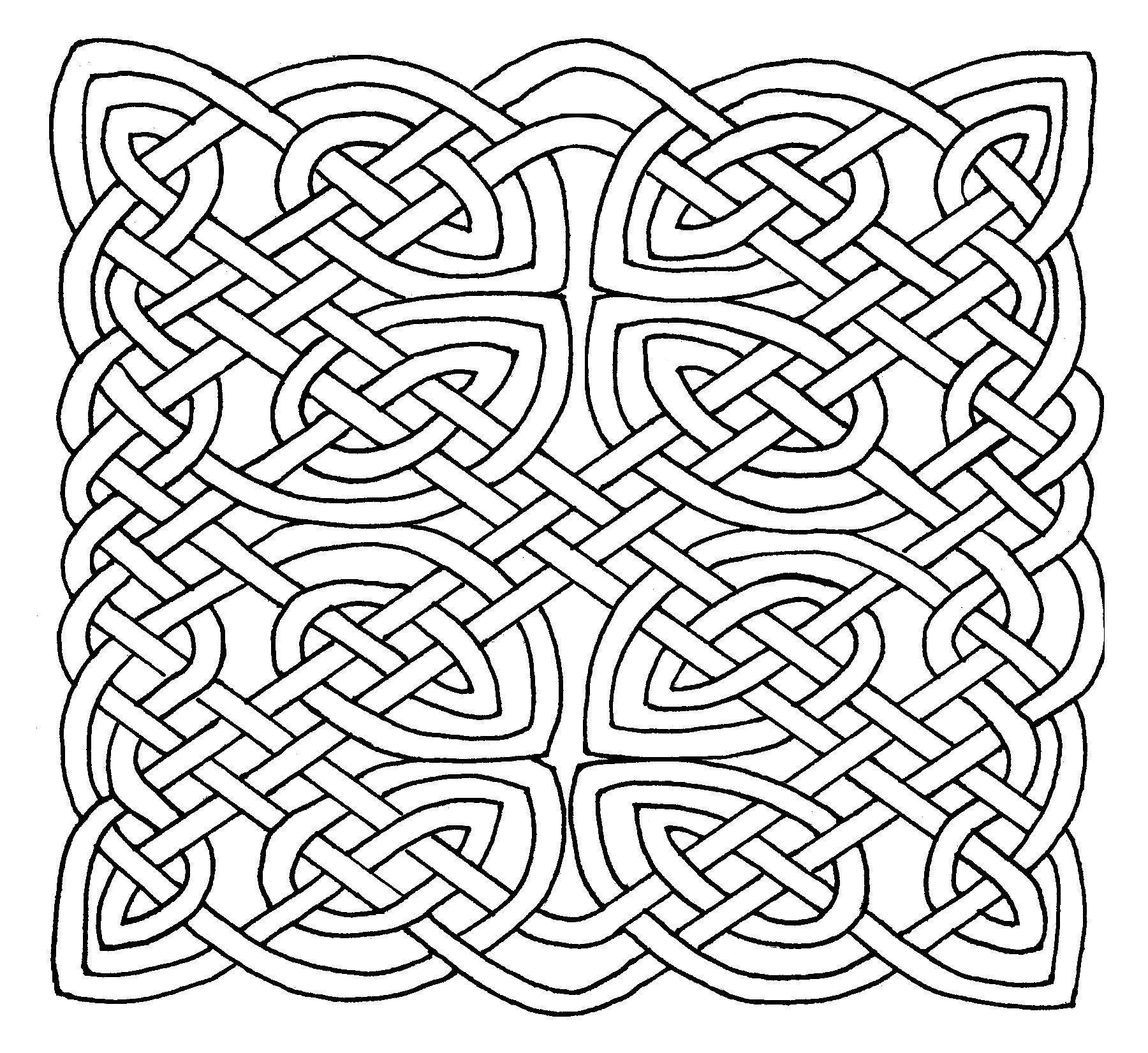 celtic patterns - Google Search | MANDALAS | Pinterest | Mandalas