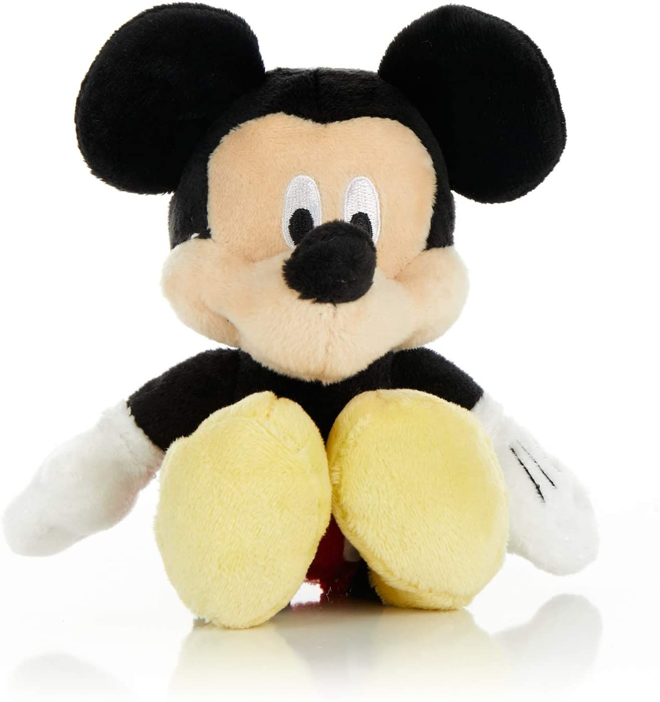 Predownload: Kids Preferred Disney Baby Mickey Mouse Stuffed Animal Plush Toy Mini Jingler 6 5 Inches In 2020 Baby Mickey Animal Plush Toys Baby Disney [ 1400 x 1317 Pixel ]