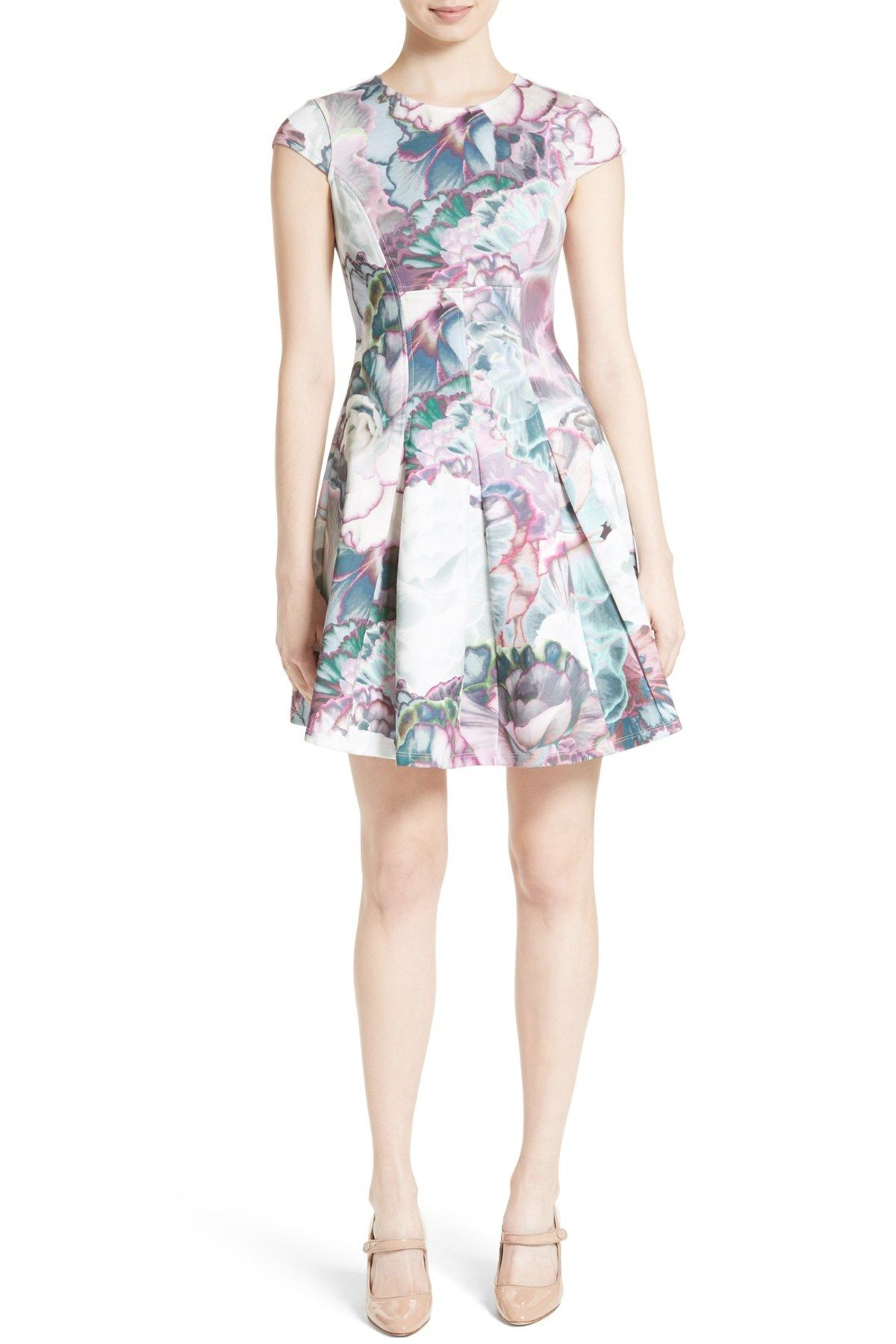Wedding dresses in london shops  Mah Skater Dress by Ted Baker London on HauteLook  Dresses