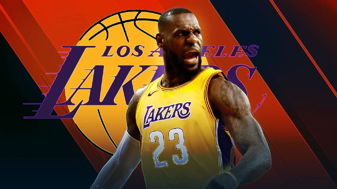 Cool Lebron James Lakers Backgrounds Lebron james
